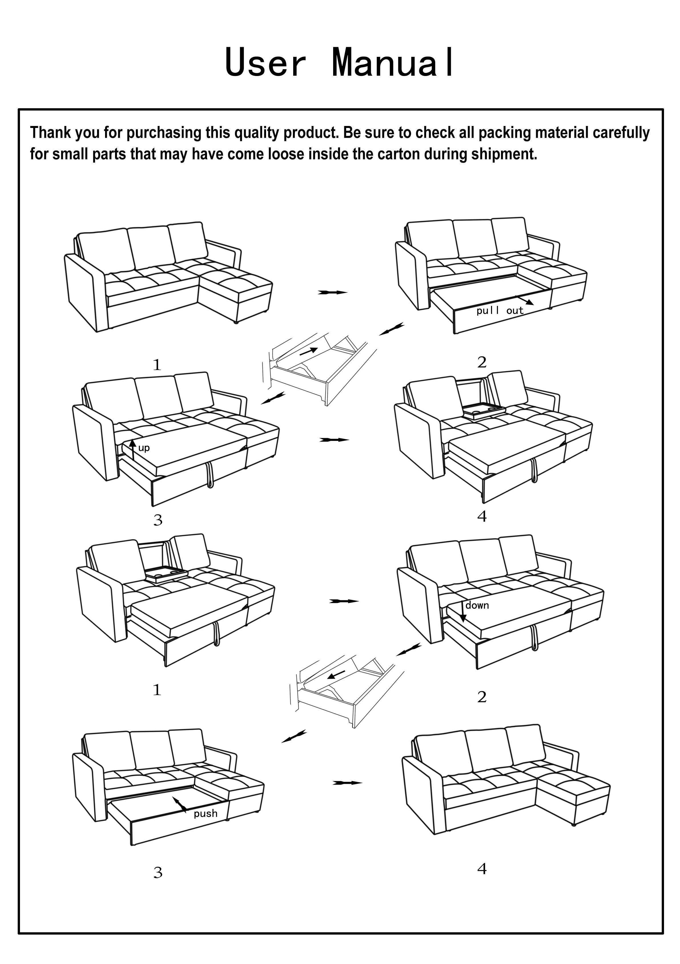 Ikea Sofa Bed Manual Barn Sofa