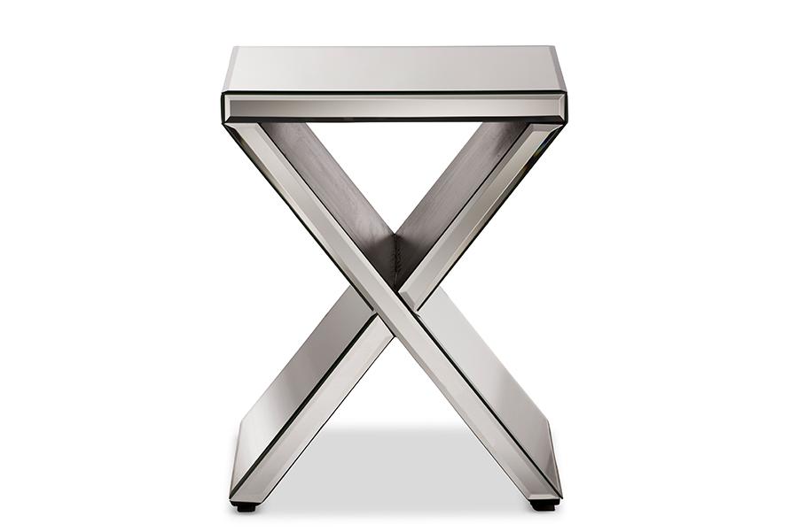 Morris Accent Side Table | Baxton Studio